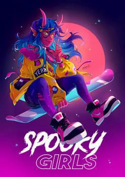 [DTIYS] Spooky Girl