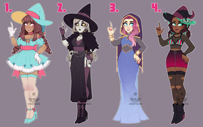 Witch Adopts (CLOSED)