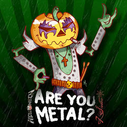 Helloween - Are You Metal? by StigmataMarcos