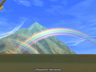 Pokepark Rainbow