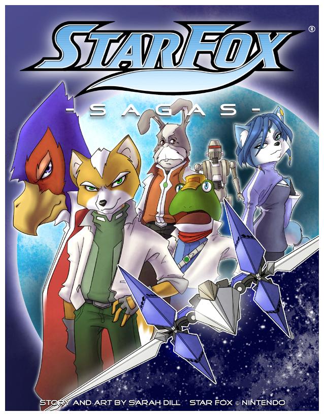Star Fox Sagas by naviechance