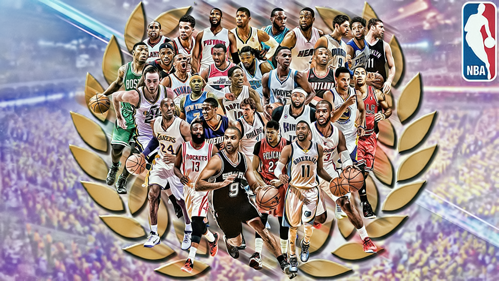 Nba 2016 Best Players Wallpaper HD By Danilo45