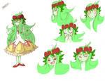 Character Sheet- Azucena de la Vega