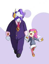 Father-Daughter Day by DokiDokiTsuna