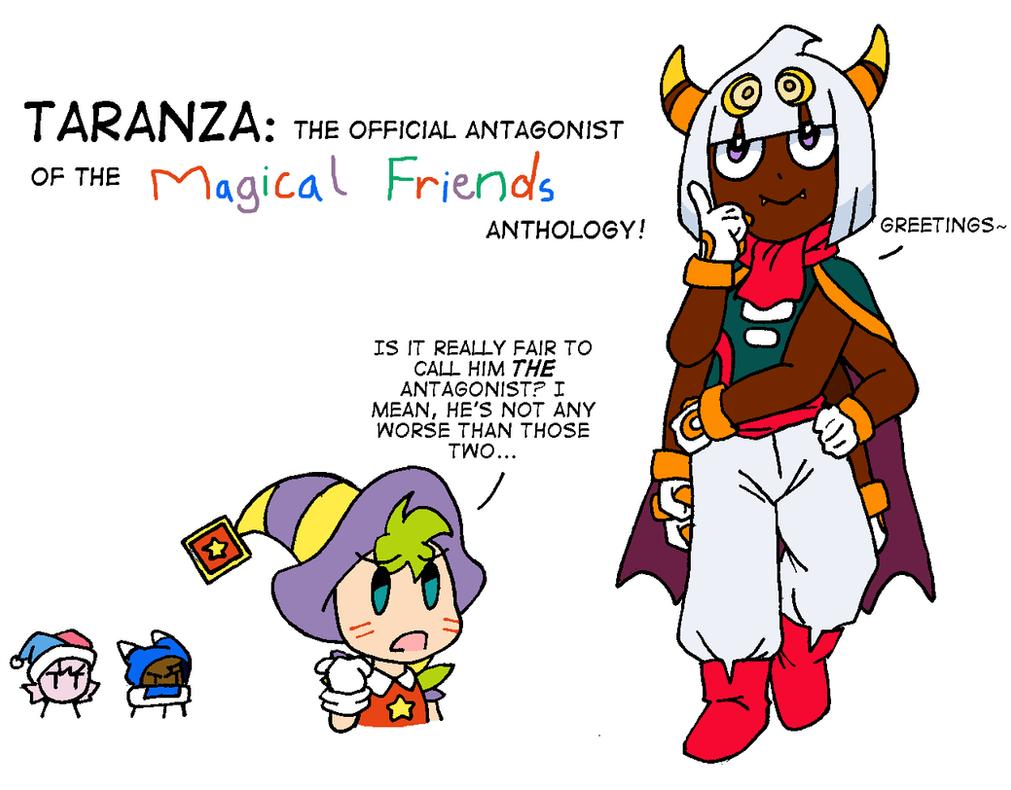 Intro Taranza by DokiDokiTsuna