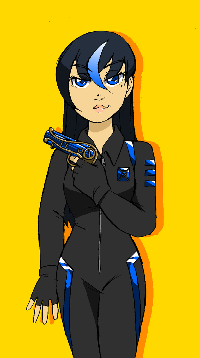 Blue Vitriol by DokiDokiTsuna