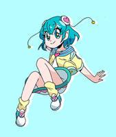UCHUUJIN by DokiDokiTsuna