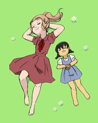 Country Girls by DokiDokiTsuna
