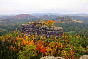 Autumn In Saxony by fantom125