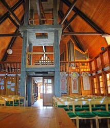 Inside the Church by fantom125