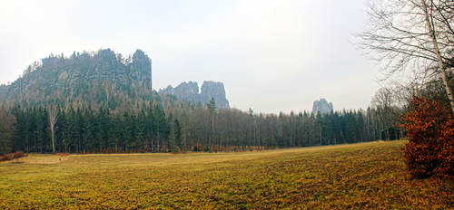 Special Kind Of Winter Pano
