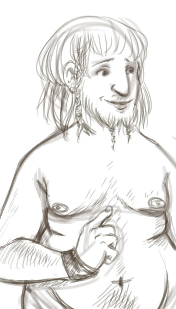 Naked Ori by Tagath