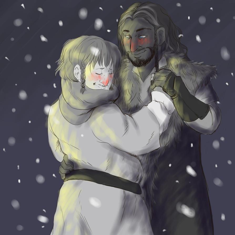 Mid-winter by Tagath