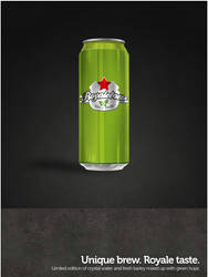 Royalebrew Can Design by grapixroyale