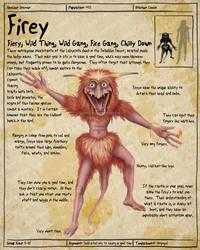 Labyrinth Guide - Firey Page 1