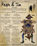 Labyrinth Guide - Ralph + Jim