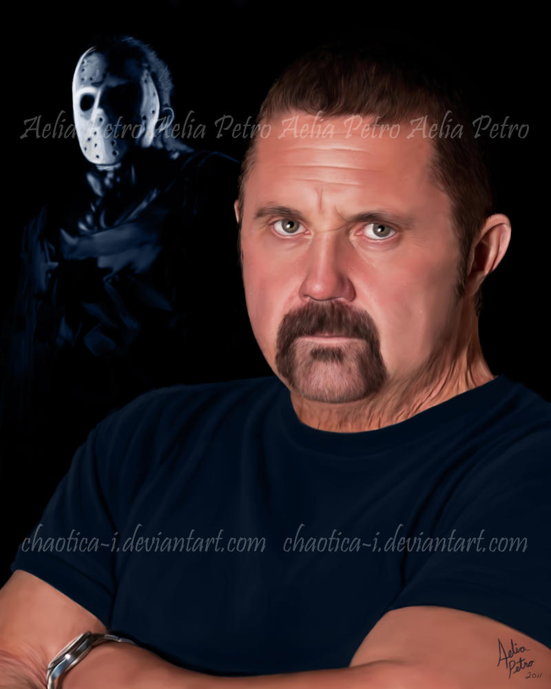 Kane Hodder is a big man with a good heart. Filmography actor 79