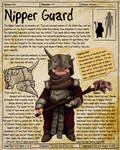 Labyrinth Guide - Nipper Guard by Chaotica-I