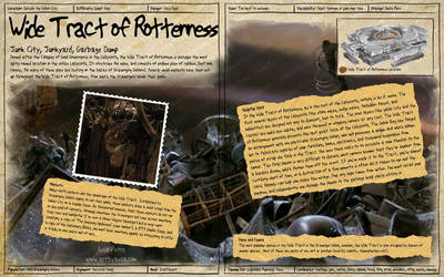 Wide Tract of Rottenness