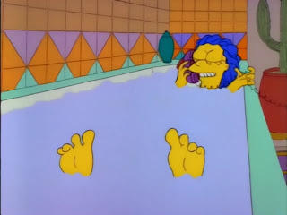 Marge Simpsons Feet by Jerrybonds1995 on DeviantArt