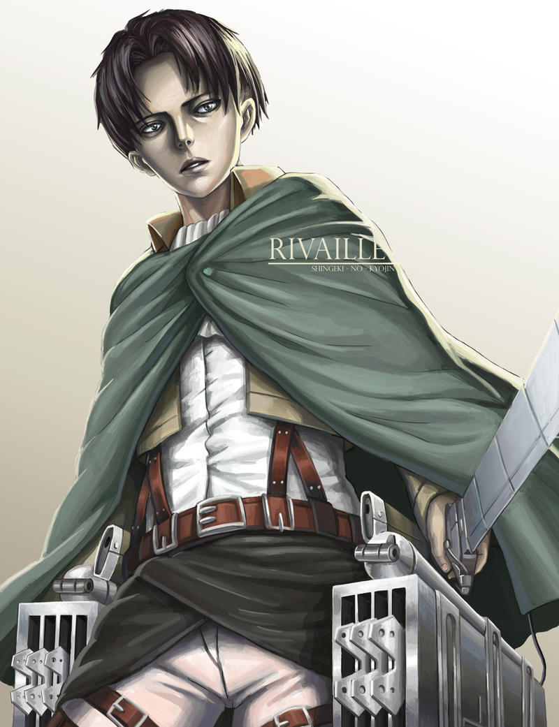 Humanity's Finest - Corporal Rivaille by Penator