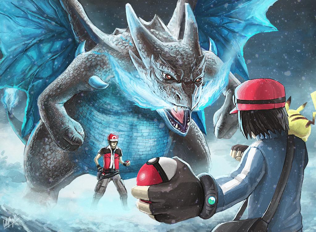 The Mega battle by Penator