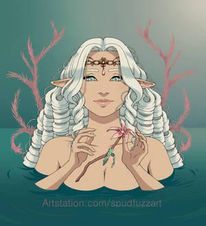 [Bless Online] Aqua Elf