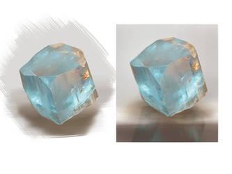 Crystal Study by Spudfuzz