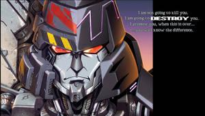 Wallpaper : Issue 22 Megatron