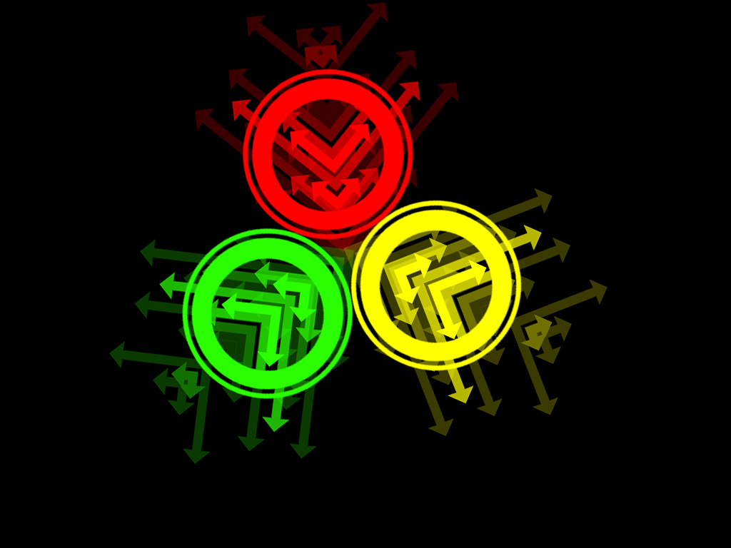Rasta Circles by turkhunter on DeviantArt