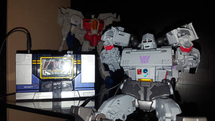 Jamming out G1 style