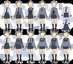 Nishigaoka Uniforms