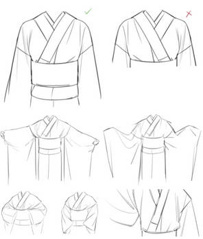 kimono tips because this is still very important