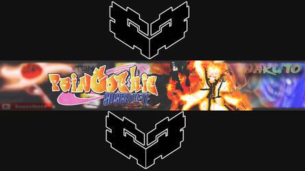Banner Anime  YouTube PainGothic by PainGothic