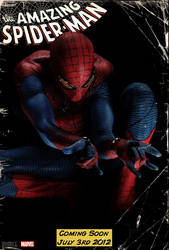 an Amazing Spider-Man Poster