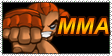 MMA Stamp by AngelofVideogames