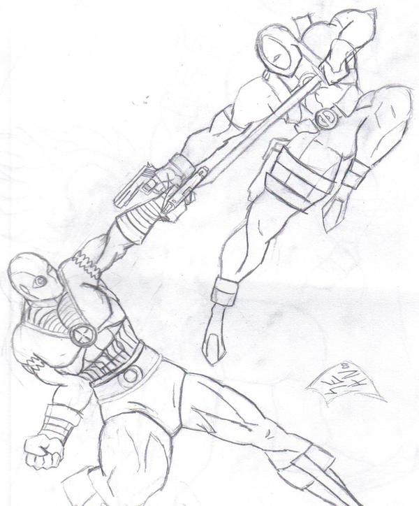 deadshot coloring pages - batman deadshot coloring pages coloring pages