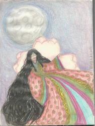 princesa kaguya  by terraaremar