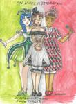 o carnaval da corintia , verdiana e paula! by terraaremar