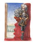 Lady Eldegard by terraaremar