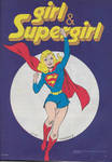 Girl and Supergirl (with article)