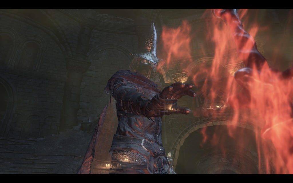 Soul Of Cinder Fan Art: Lord Of Cinder: The Abyss Watcher By Kungfuryan2 On DeviantArt