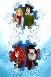 The Big four - Merry Christmas