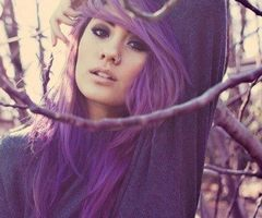 I'm A Purple Head by VallyDream