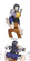Naruto Vs Hinata