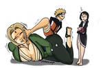 Tsunade Vs Naruto Part 5