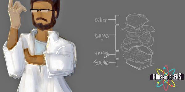 Bunsen Burger 01 by Suprspr0de
