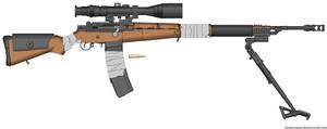 Wastelander Sniper