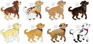 OPEN: Doggo Adopt Batch
