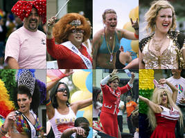Faces of Pride by danlev
